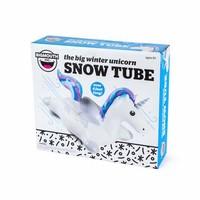 Big winter Unicorn Snow Tube