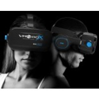 Virtual Reality Glasses with Headphones