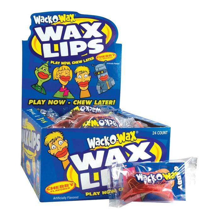 Wax Lips