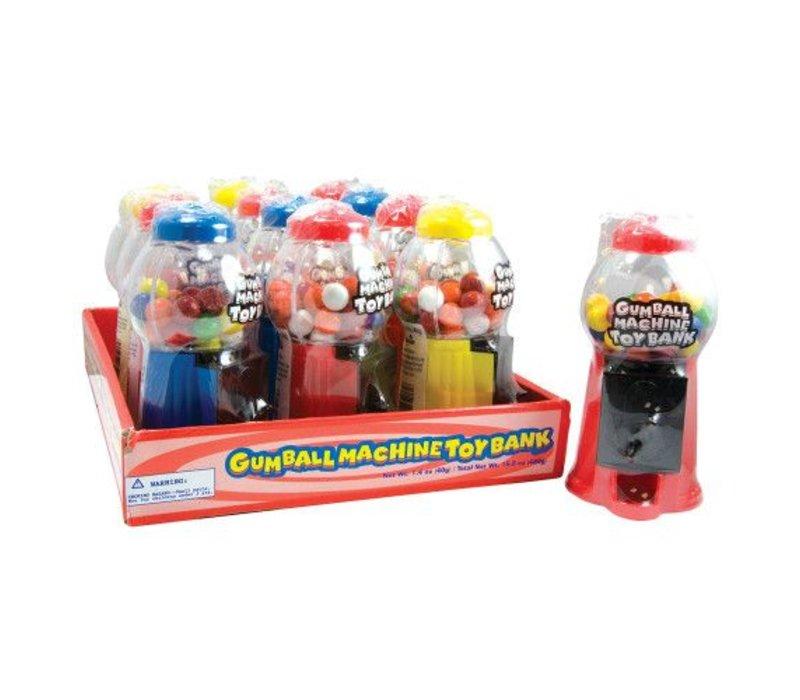 Gumball Machine Toy Bank