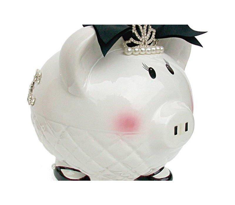 """Queen """"B"""" Piggy bank"""