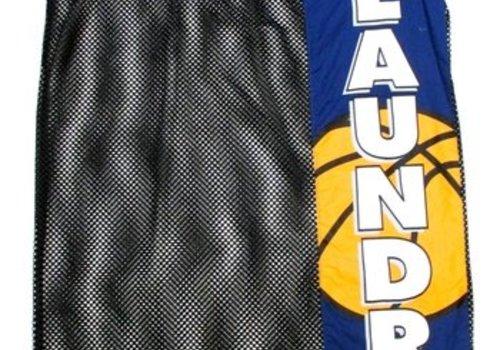 Basketball Mesh Laundry Bag