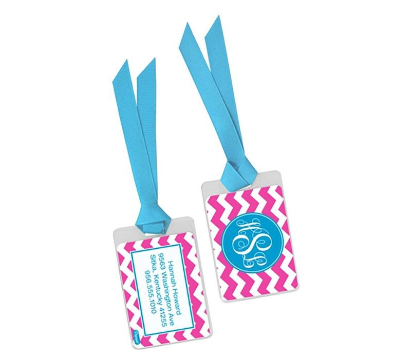 Paparte Luggage Tag (set of 2)
