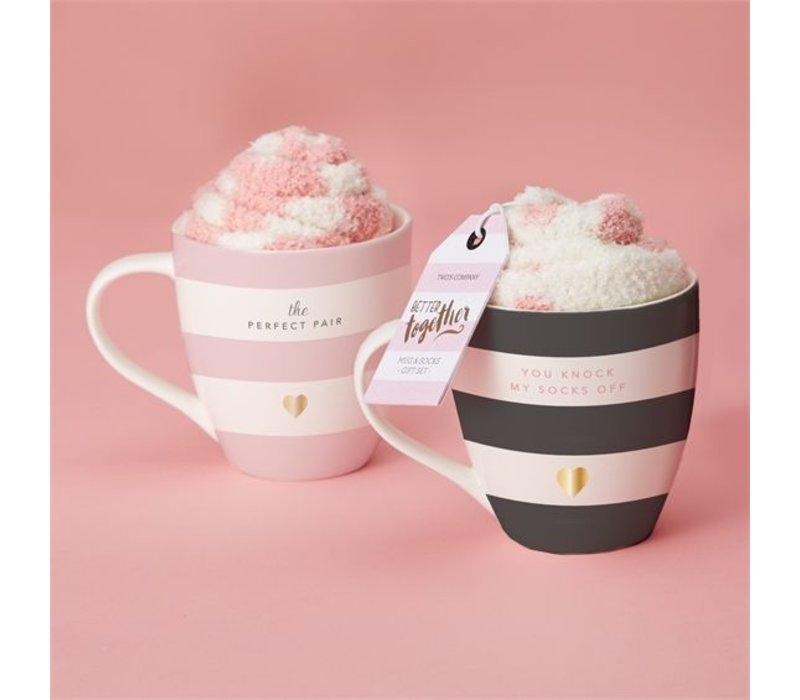 Better Together Mug & Socks