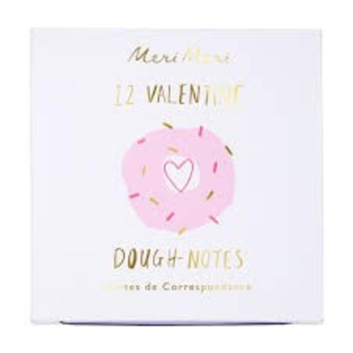 Valentines Dough Notes