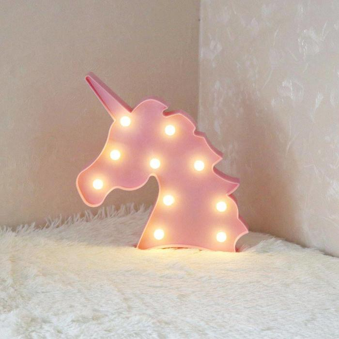 Light & magic Unicorn Marquee
