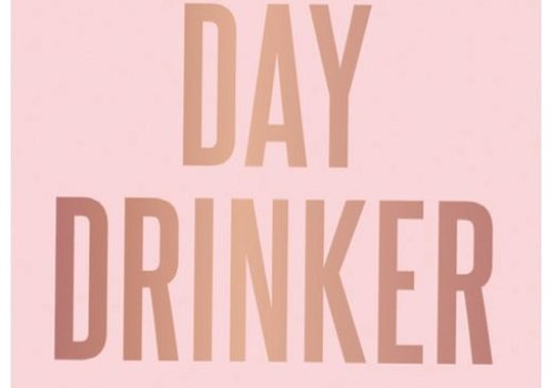 Day Drinker Beverage Napkin