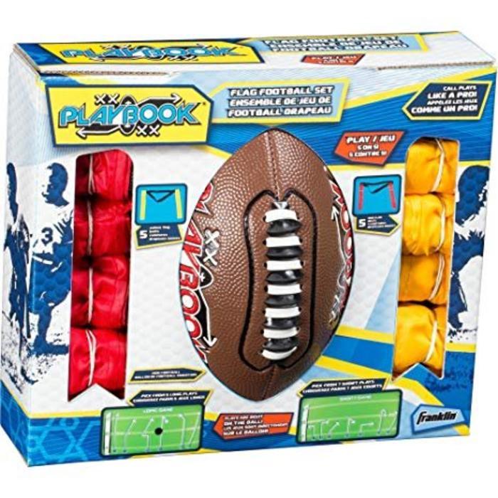 Playbook Mini Flag Football Set