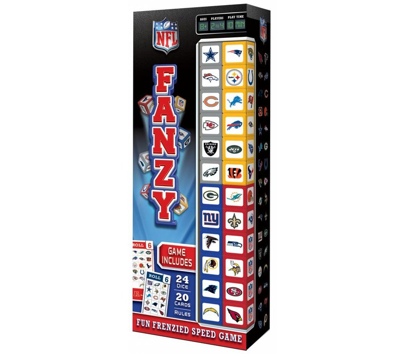 NFL - Fanzy Dice Game