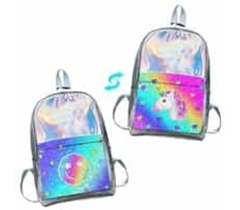 Flipping Sequin Backpack
