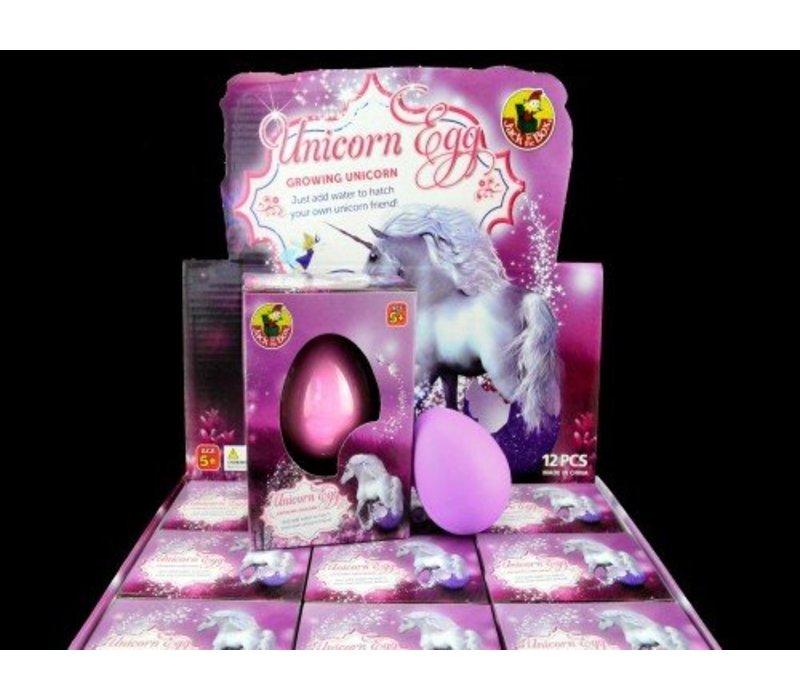 Unicorn Growing Egg