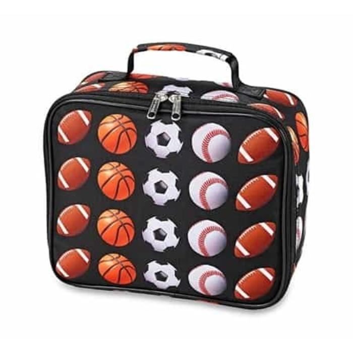 Sports Lunchbox