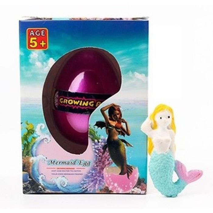 Mermaid Grow Egg