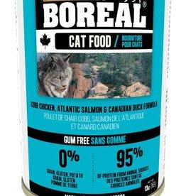 Boréal Conserve Poulet Cobb, Saumon, Canard Canadien