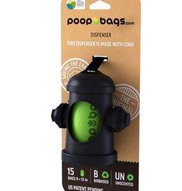 Poop Bags Distributeur de sacs de ramassage