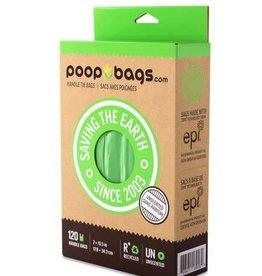 Poop Bags Sacs de ramassage avec poignées