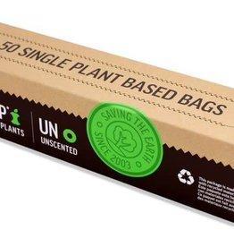 Poop Bags Sacs compostable, 50 unités