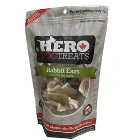 Hero Dog Treats Oreilles de lapin