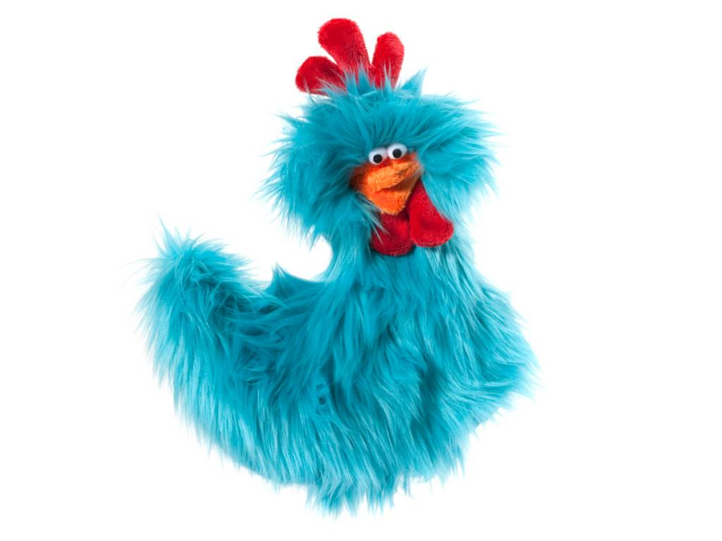 WestPaw Rowdy Rooster, Turquoise
