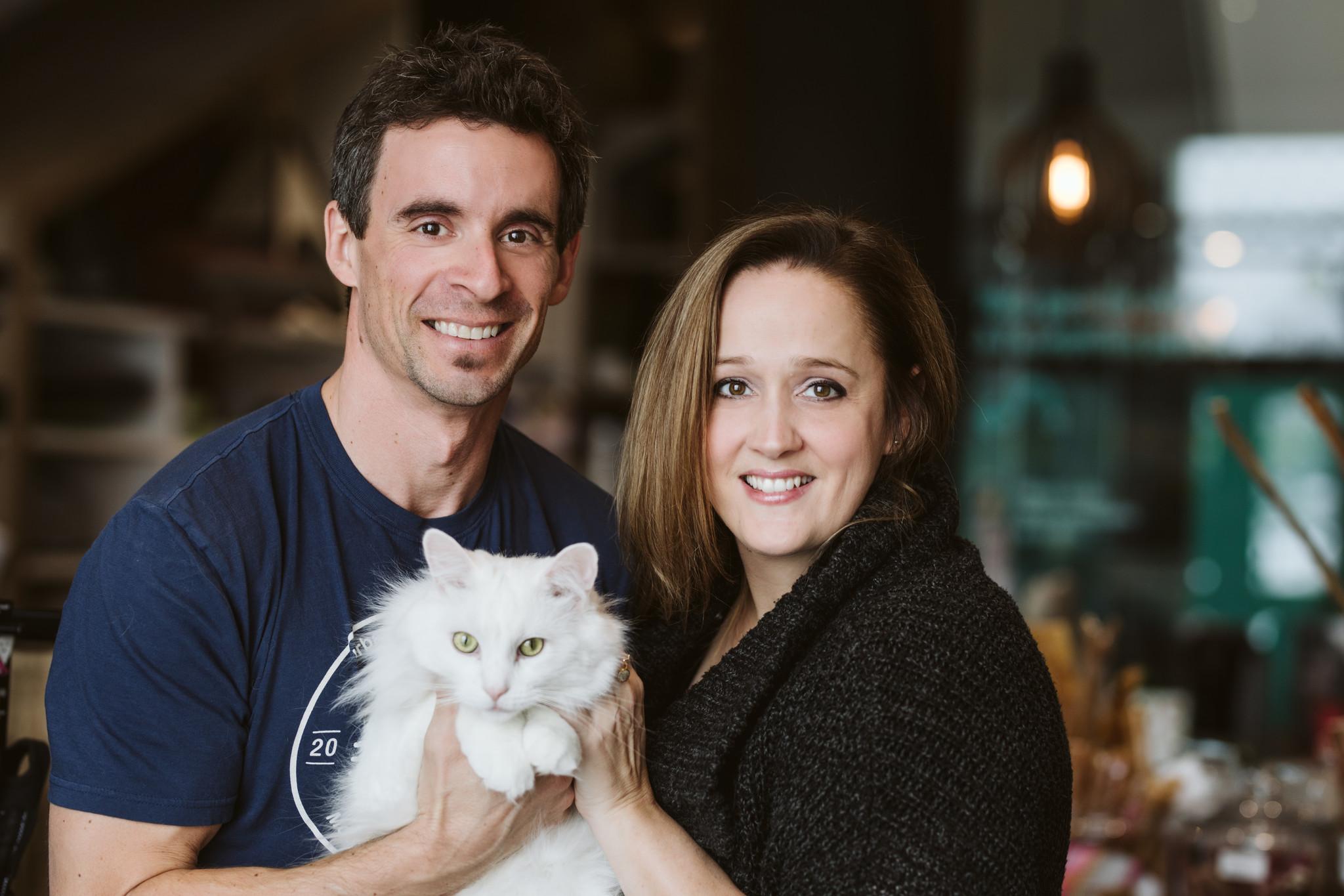 Guimauve et ses parents