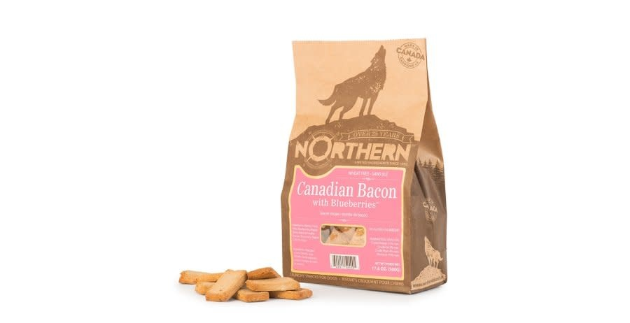 Northern Biscuits, Bacon et Bleuets