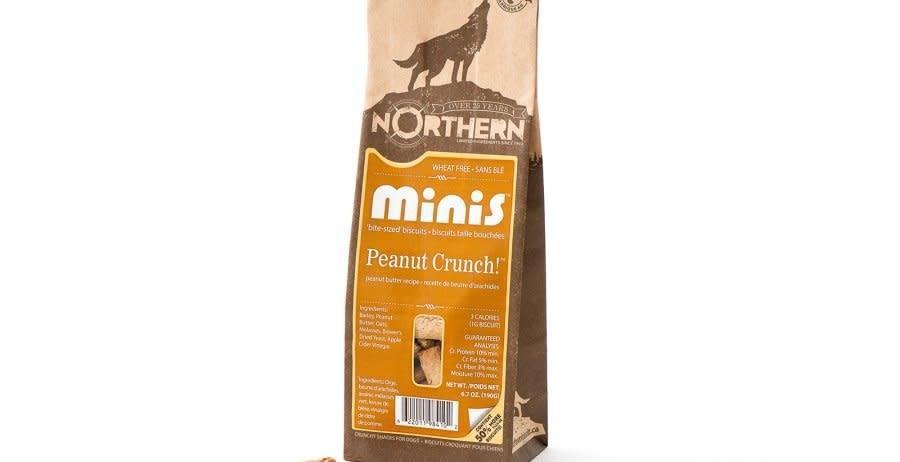 Northern Biscuits Minis, Arachides