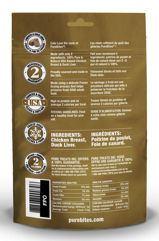 Pure Bite Poulet-Canard