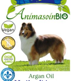 Animasoin Bio Shampoing Doux à l'Huile d'Argan