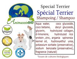 Animasoin Bio Shampoing Spécial Terrier