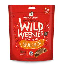 Stella & Chewy`s Gâteries Wild Weenies, Boeuf