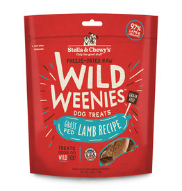 Stella & Chewy`s Gâteries Wild Weenies, Agneau