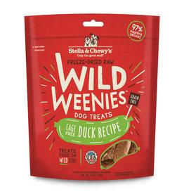 Stella & Chewy`s Gâteries Wild Weenies, Canard