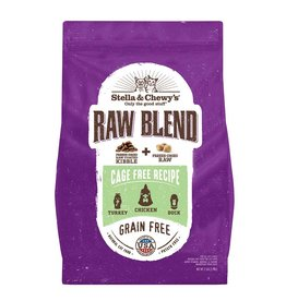 Stella & Chewy`s Raw blend, Dinde, Poulet et Canard
