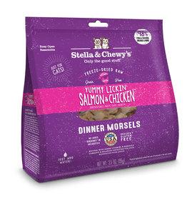 Stella & Chewy`s Lyophilisé Dinner Morsels, Saumon et Poulet