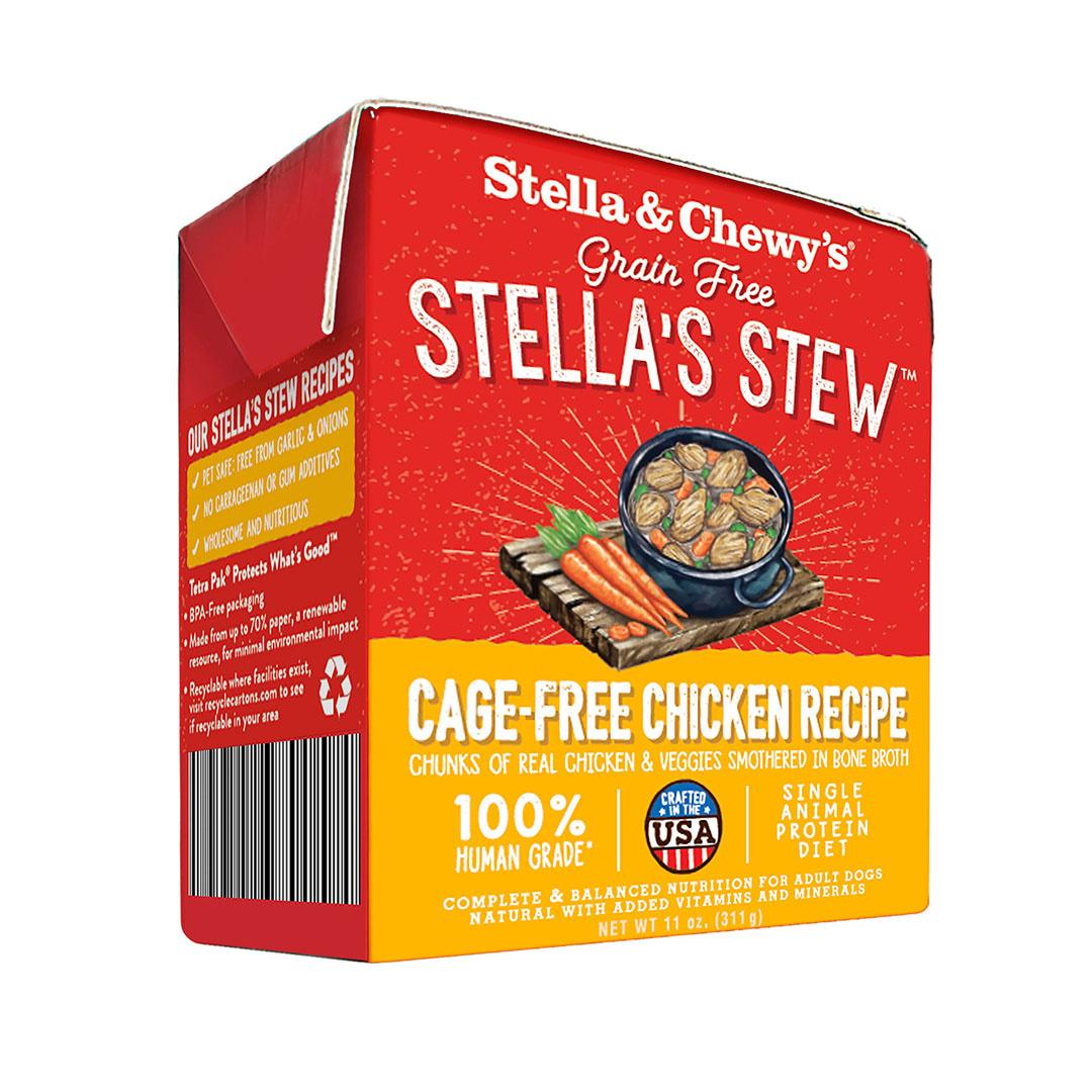 Stella & Chewy`s Stella's Stews, Poulet