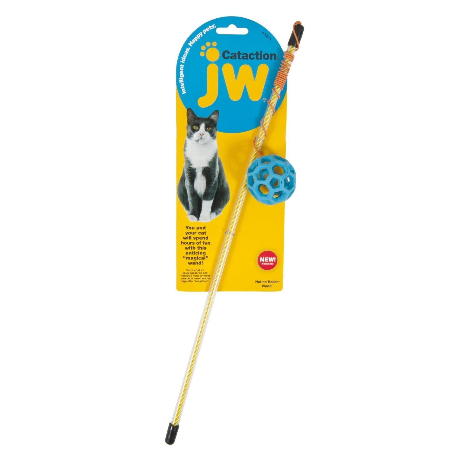 JW Baguette avec balle Holee Roller Cataction