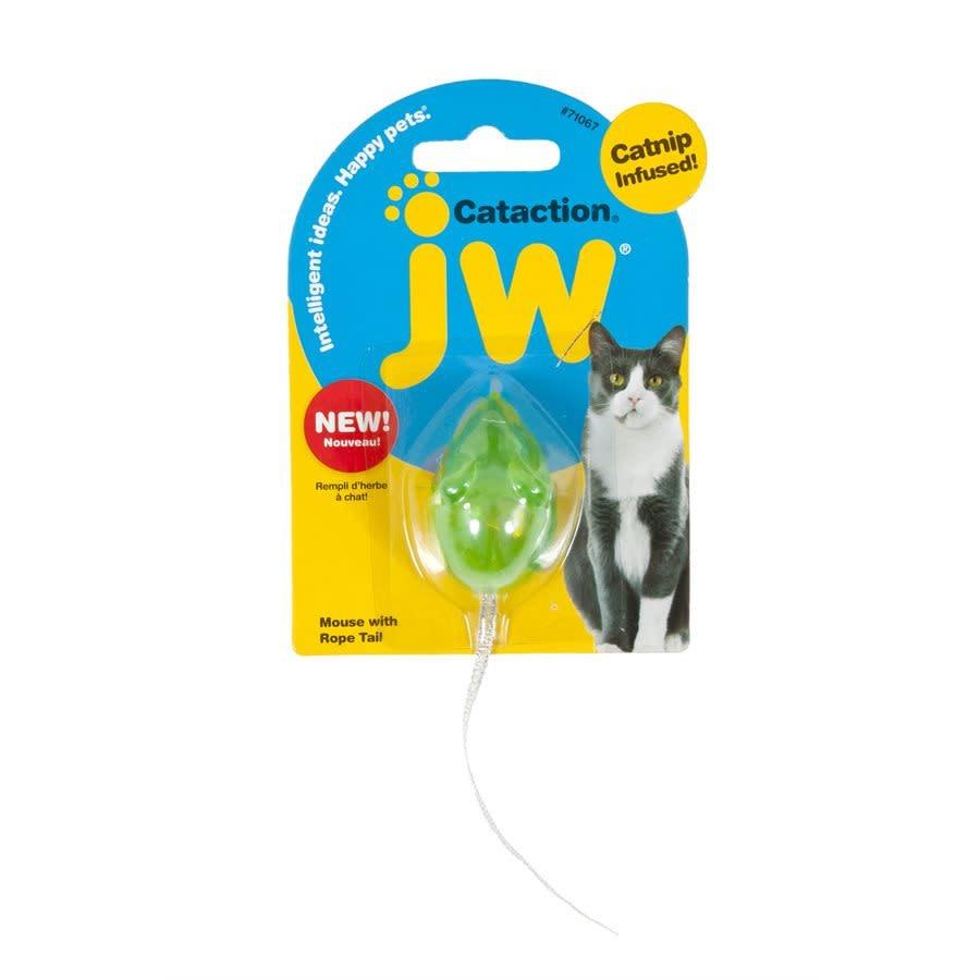 JW Souris avec cloche Cataction