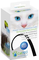 H2O Gaine de protection du  cordon d'alimentation électrique