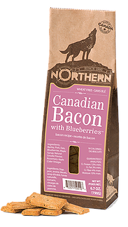 Northern Biscuits Junior,  Bacon et Bleuets