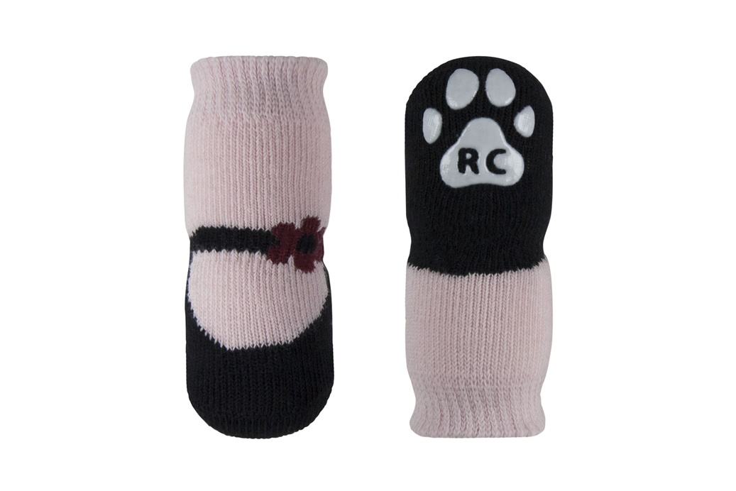 RC Pets Bas PAWks, Chaussons Mary Janes