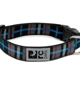 RC Pets Collier Clip, Twill Plaid