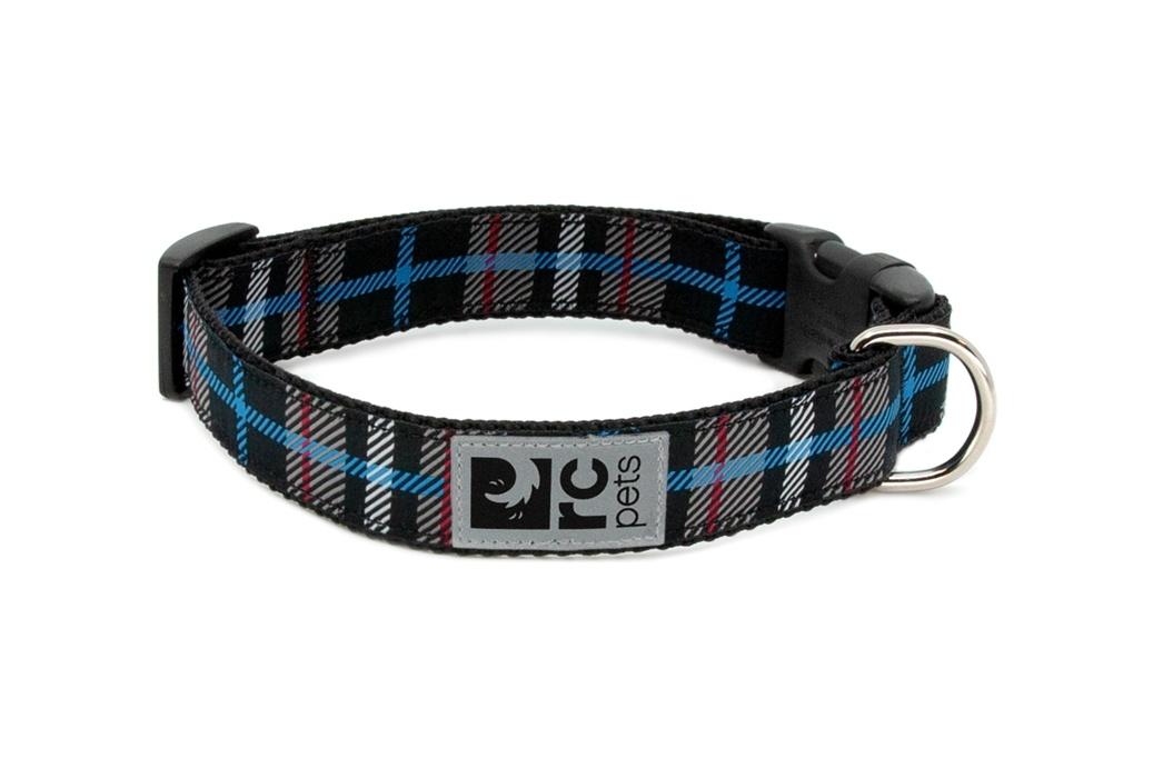 RC Pets Collier Clip, Twill Plaid