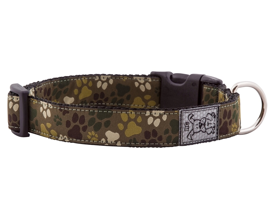 RC Pets Collier clip, Pattes Camouflage
