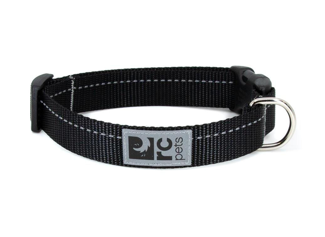 RC Pets Collier clip, Noir