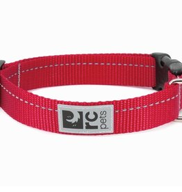 RC Pets Collier clip, Rouge