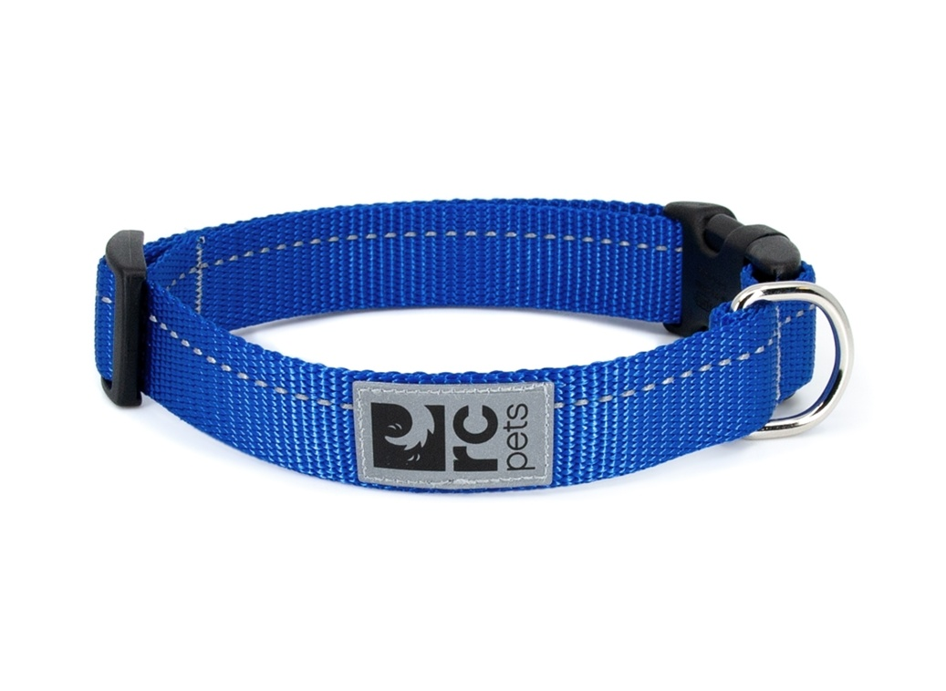 RC Pets Collier clip, Bleu