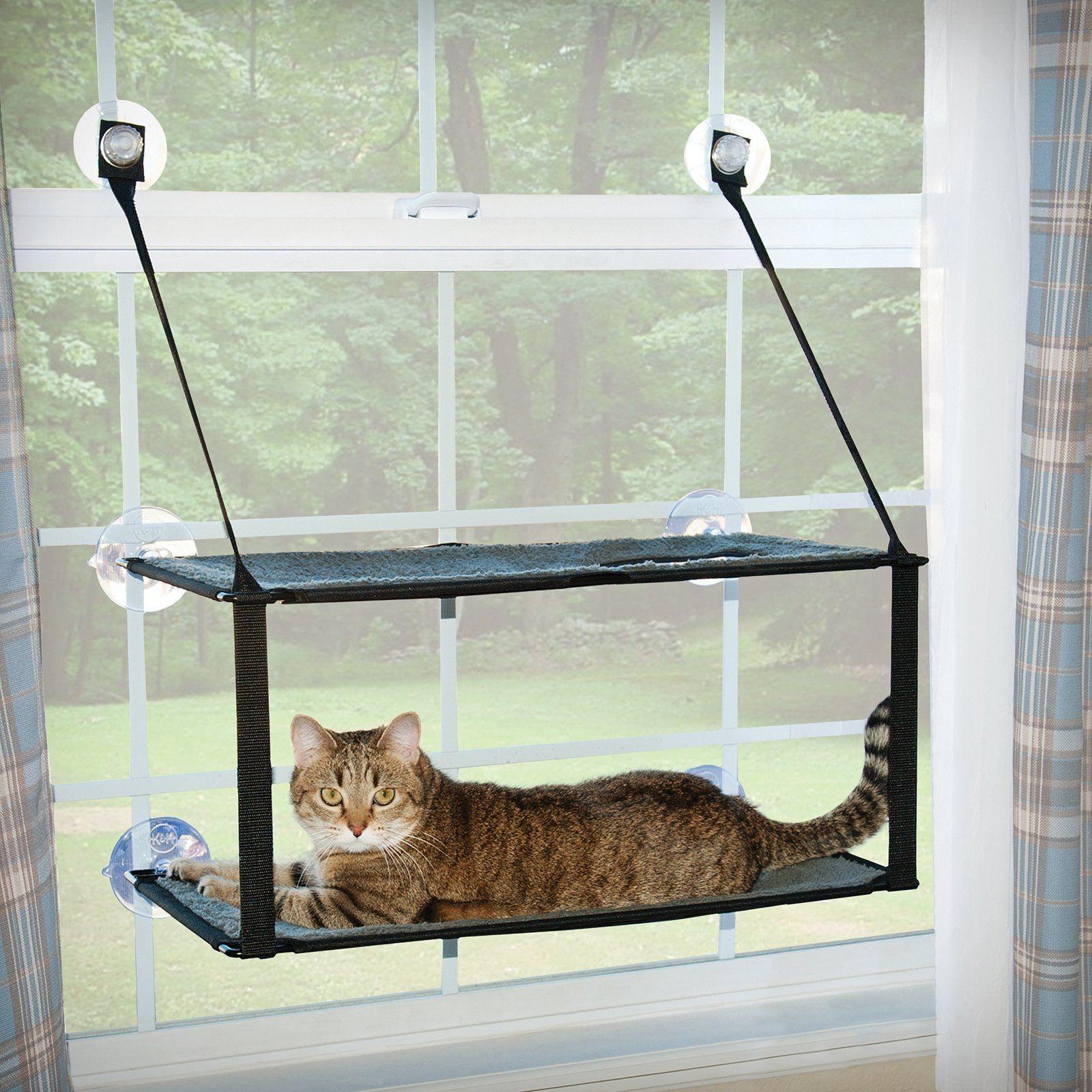 K & H Pet Products Lit suspendu, EZ Mount Double Stack