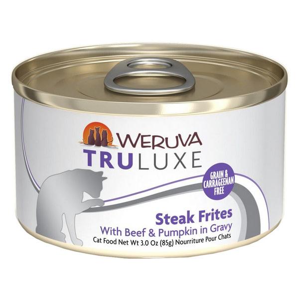 Weruva Steak Frites, 85g