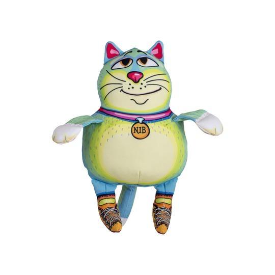 Fuzzu Sneaky cat Nib