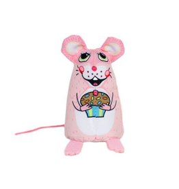 Fuzzu Sweet Baby Mice Cupcake